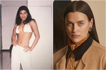 Irina Shayk Comments on Priyanka Chopra's Bikini Pic