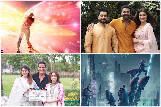 Adipurush to Brahmastra, 6 Big Budget Mythological Films in the Making