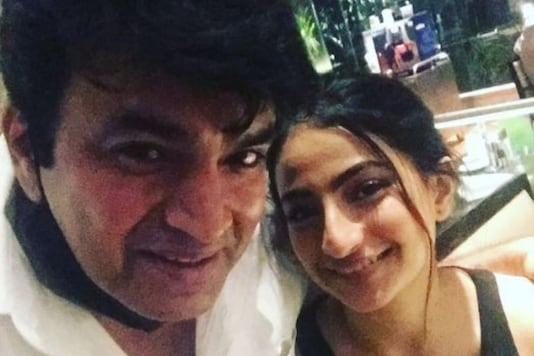Shweta Tiwari's Ex-husband Raja Chaudhary Reunites with Daughter Palak After 13 Years
