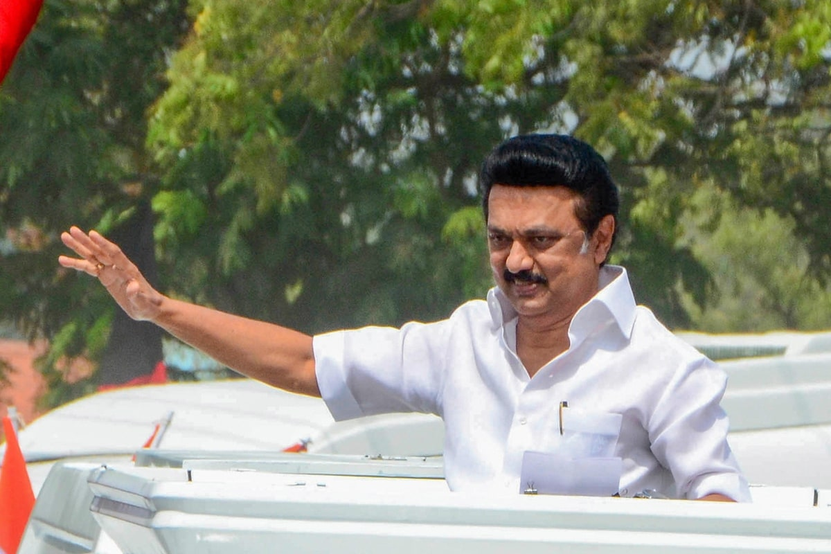 DMK Chief MK Stalin Elected as Legislature Party Leader, To Be Sworn-in as CM on May 7