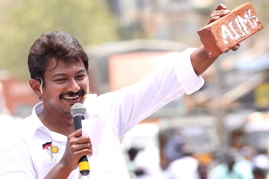 File photo of Udhayanidhi Stalin