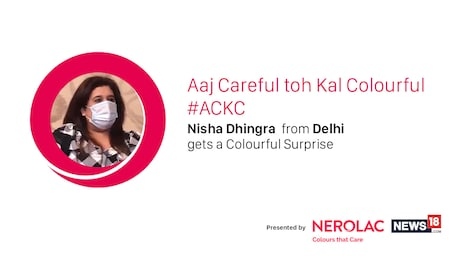 Nerolac spreads some cheer and colour through the ACKC Contest