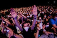 Barcelona Gears for No-distanced Live Concert, Tests 5,000 Fans for Covid-19