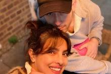 Nick Jonas Posts Adorable Selfie with Wife Priyanka Chopra