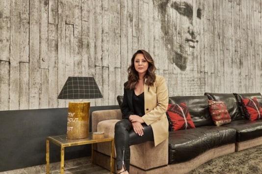 Gauri Khan Revamps Shah Rukh Khan's Red Chillies Entertainment Office; See Pics