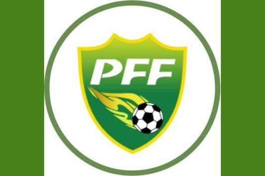 Pakistan Football Federation logo.