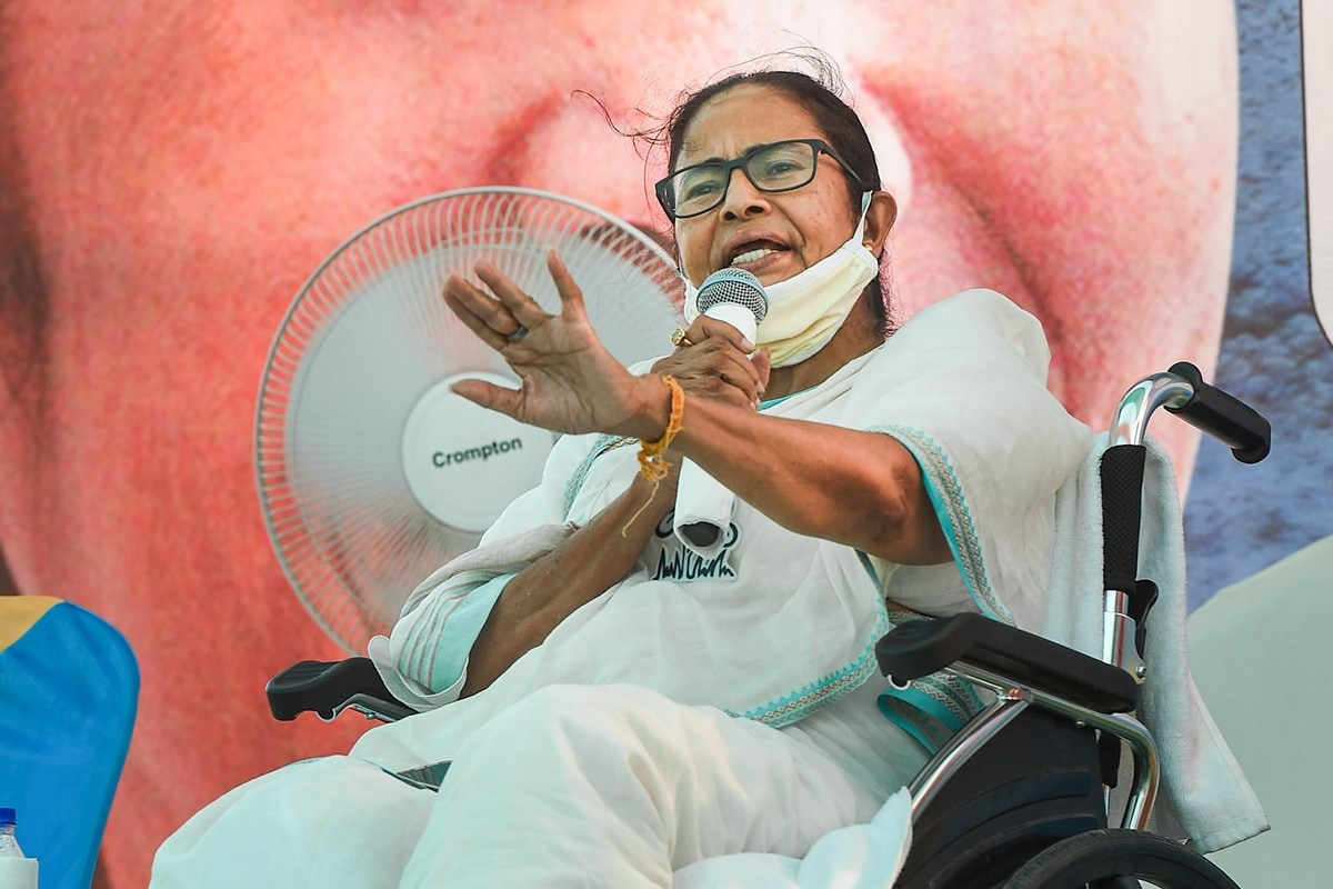 High-voltage Campaigning for Fifth Phase of Bengal Polls Ends, All-Party Meet Called As Covid Cases Rise thumbnail