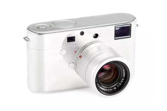 Leica Prototype by Jony Ive, Only One in the World, May Fetch Rs 2 Crore at Auction