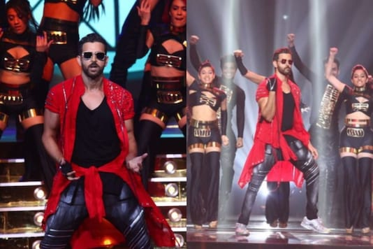 Hrithik Roshan Shares Glimpses of His Electrifying Performance at an Award Show, See Pics