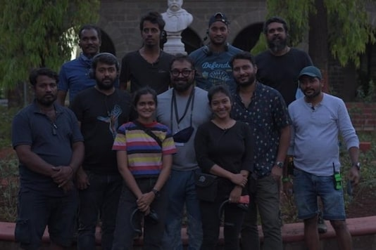 Dobaaraa: Anurag Kashyap Shares Pics from Last Day of Shoot But Taapsee Pannu is Missing