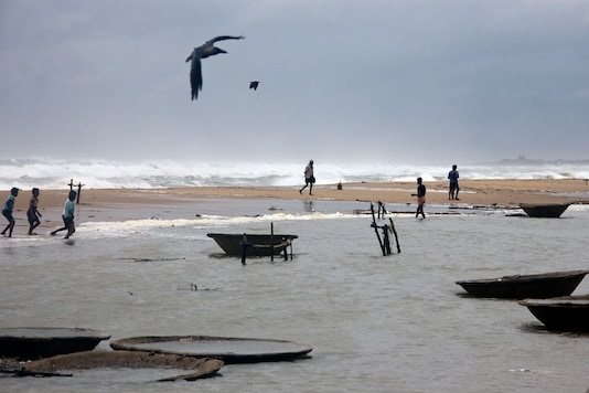 Seven of the fishermen are from Tamil Nadu and the remaining from West Bengal and Odisha