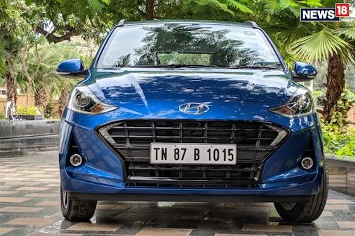 Hyundai Grand i10 Nios. (Image: Manav Sinha/News18.com)