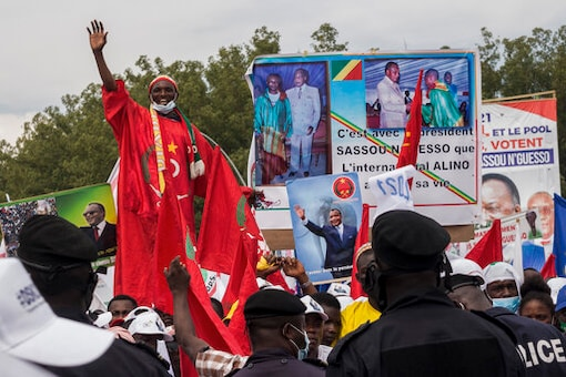 Republic Of Congo Candidate Hospitalized With COVID-19