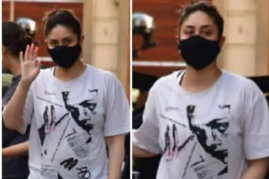 Kareena Kapoor Khan Gets Angry as Paparazzi Clicks Her Pictures