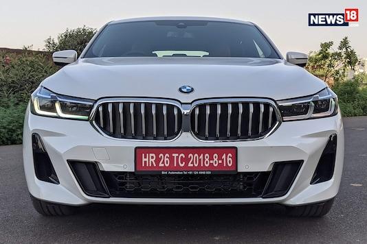 BMW 6 Series Gran Turismo. (Photo: Manav Sinha/News18.com)