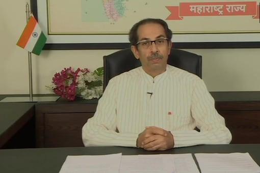 File photo of Maharashtra CM Uddhav Thackeray.