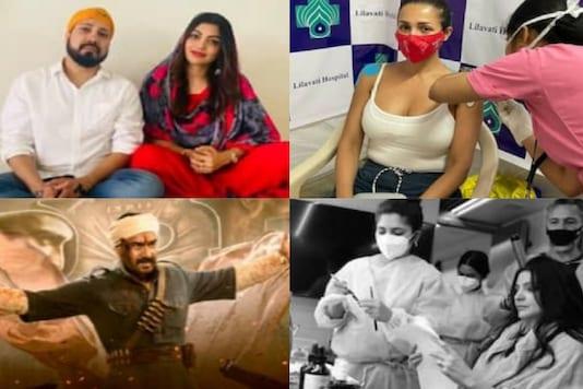 Akanksha Puri, Mika Singh Spark Wedding Rumours; Malaika Arora Gets Covid-19 Vaccine