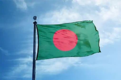 Photo of Bangladeshi flag