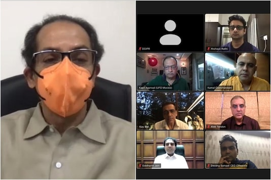 Maharashtra CM Uddhav Thackeray held virtual meetings with owners of multiplexes, gyms and newspapers.