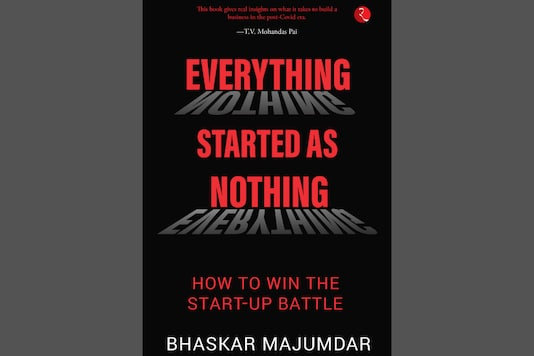 Ideas can emerge from areas that you are passionate about, writes Bhaskar Majumdar.