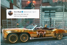 Elon Musk Posted a Photo of His 'Sick New Car' With Six Wheels But Netizens Aren't Hopping On