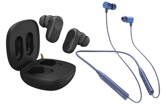 Nokia T3110 TWS earbuds and Nokia T2000 wireless earphones