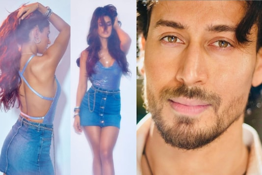 Disha Patani Stuns Tiger Shroff with Her Sexy Photoshoot, Actor Drops Flirty Comment