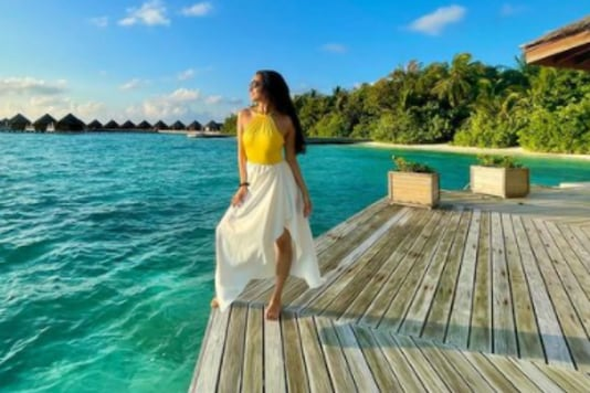 Shraddha Kapoor's New Pic from Her Exotic Getaway Will Make You Go Green With Envy
