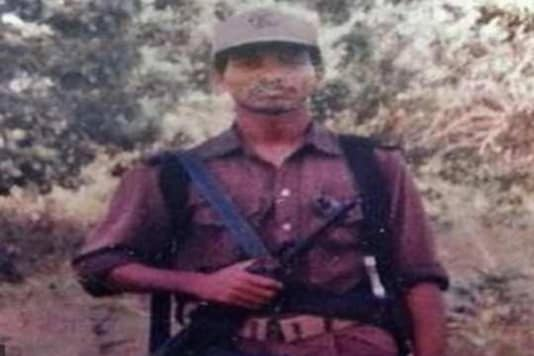 Madvi Hidma, a notorious Maoist commander. (Photo by special arrangement)