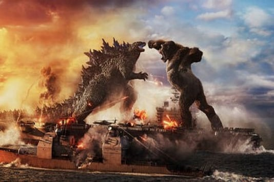 A PhD student brought in idea of functional morphology to predict a winner between Godzilla and King Kong. (Warner Bros. Entertainment  via AP)