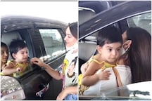 Tearful Mahhi Vij Separates from Daughter Tara for the First Time, Flies to Delhi for Shoot