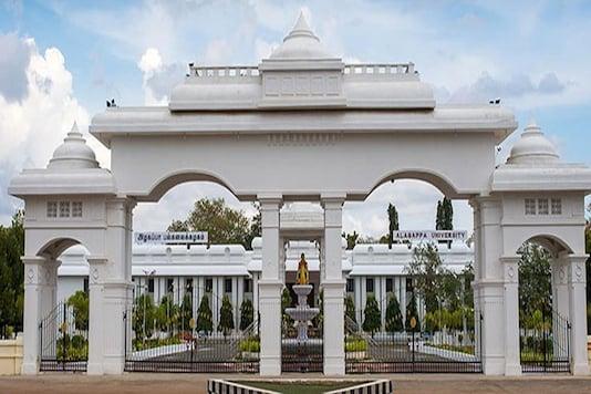 Alagappa University campus