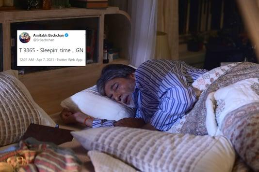 Amitabh Bachchan / Twitter.
