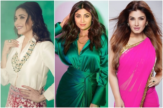In Age-sexist Bollywood, '90s Heroes are Still Superstars While Heroines Judge Reality Shows