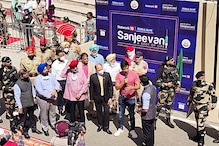 Sonu Sood Flags off Sanjeevani Ki Gaadi to Raise Awareness of Covid Vaccine in 4,831 Villages