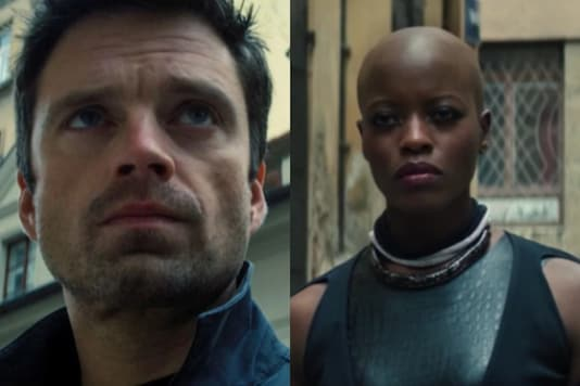 New Cameo Connects The Falcon and the Winter Soldier to Black Panther Franchise