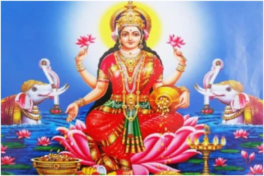 Devotees observe the fast for Santoshi Maa on Friday.