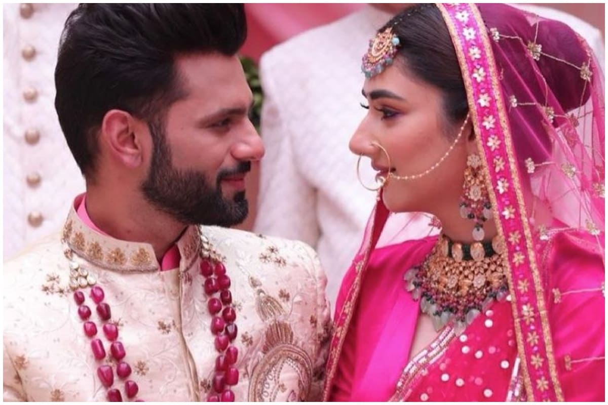 This is When Rahul Vaidya and Disha Parmar will Tie the Knot