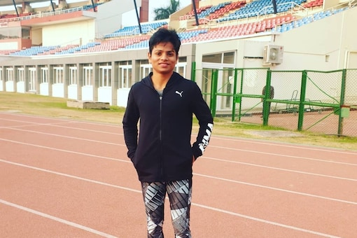 Dutee Chand (Photo Credit: Chand Instagram)