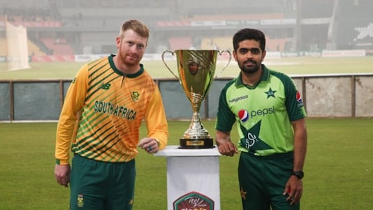 Live Streaming Cricket South Africa vs Pakistan 4th T20I: How to Watch SA vs PAK Live Online Today's Indian Premier League Match And Stream Online on Star Sports