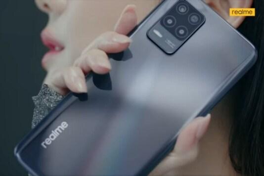 Realme 8 5G. (Image Credit: Screengrab)