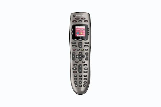 Logitech Harmony remote.