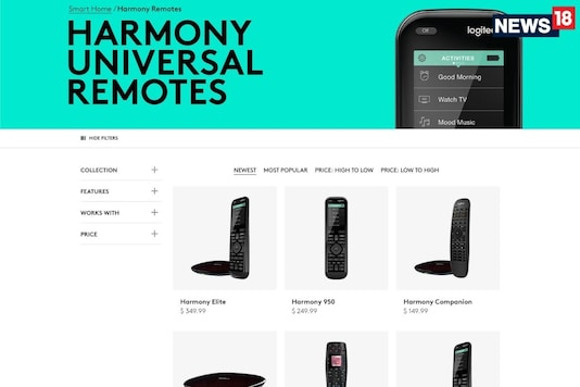 Logitech Harmony Universal Remotes Reach The End Of The Road: What Happens To Your Harmony?