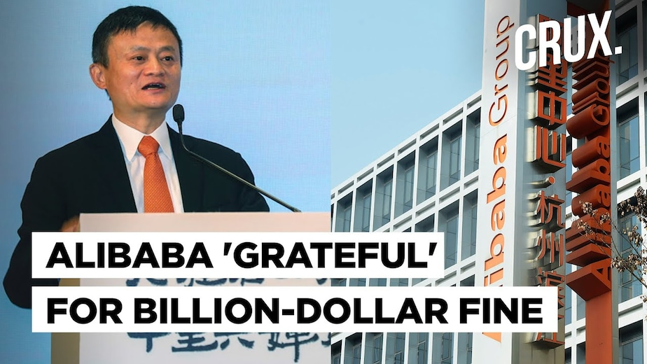 Jack Ma & Alibaba Back in Business After Paying China  $2.8 Billion In Anti-Monopoly Fines