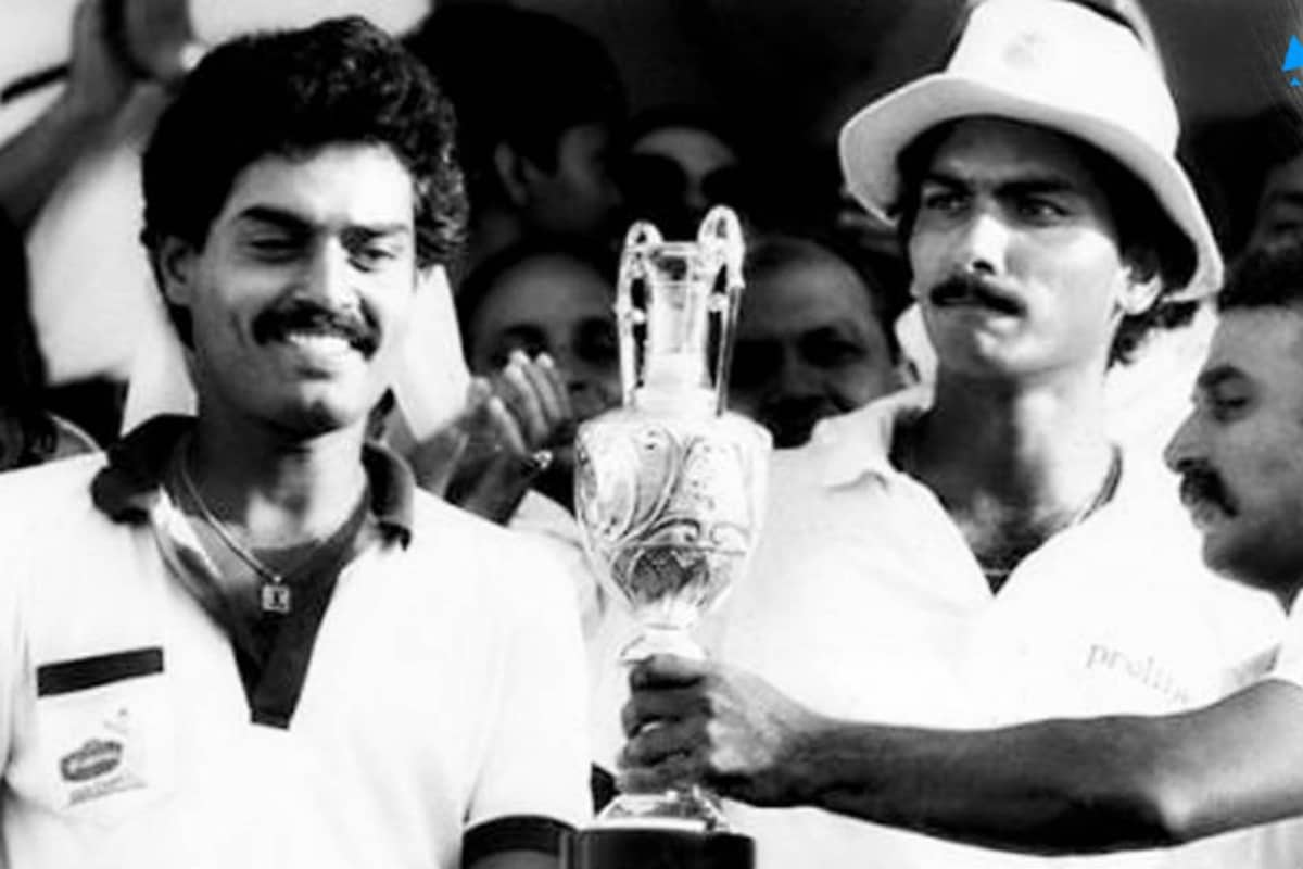 On This Day: India Beat Pakistan to Win First Edition of Asia Cup in 1984
