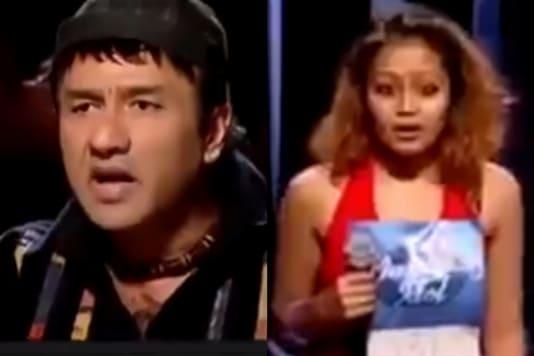 When Anu Malik Slapped Himself After Neha Kakkar's Disappointing Performance