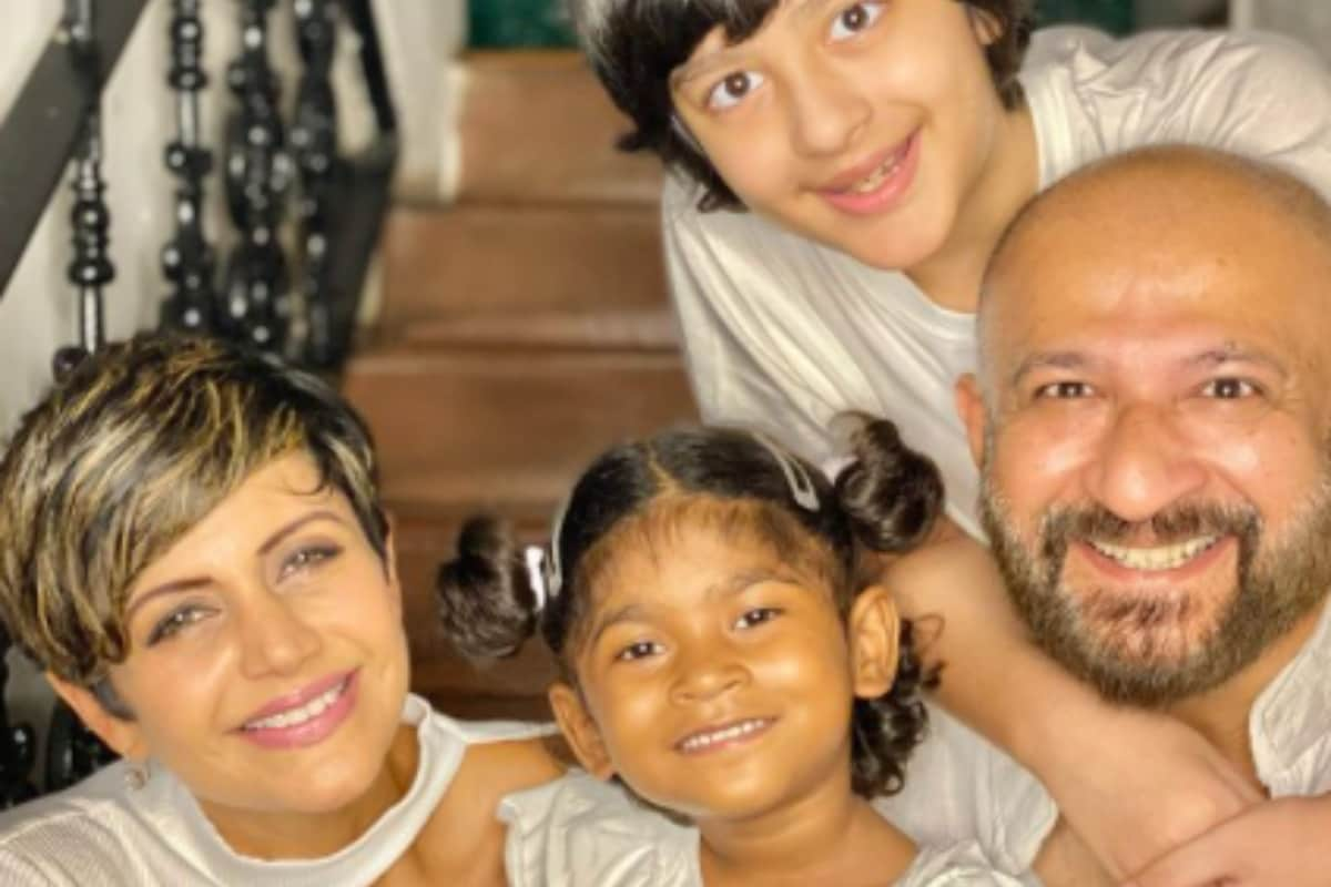 Mandira Bedi Lashes Out at Trolls Who Called Her Daughter 'Adopted Street Kid' - News18
