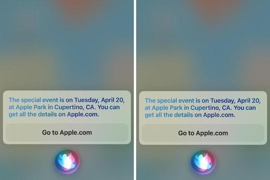 Siri announcement. Was it a mistake?