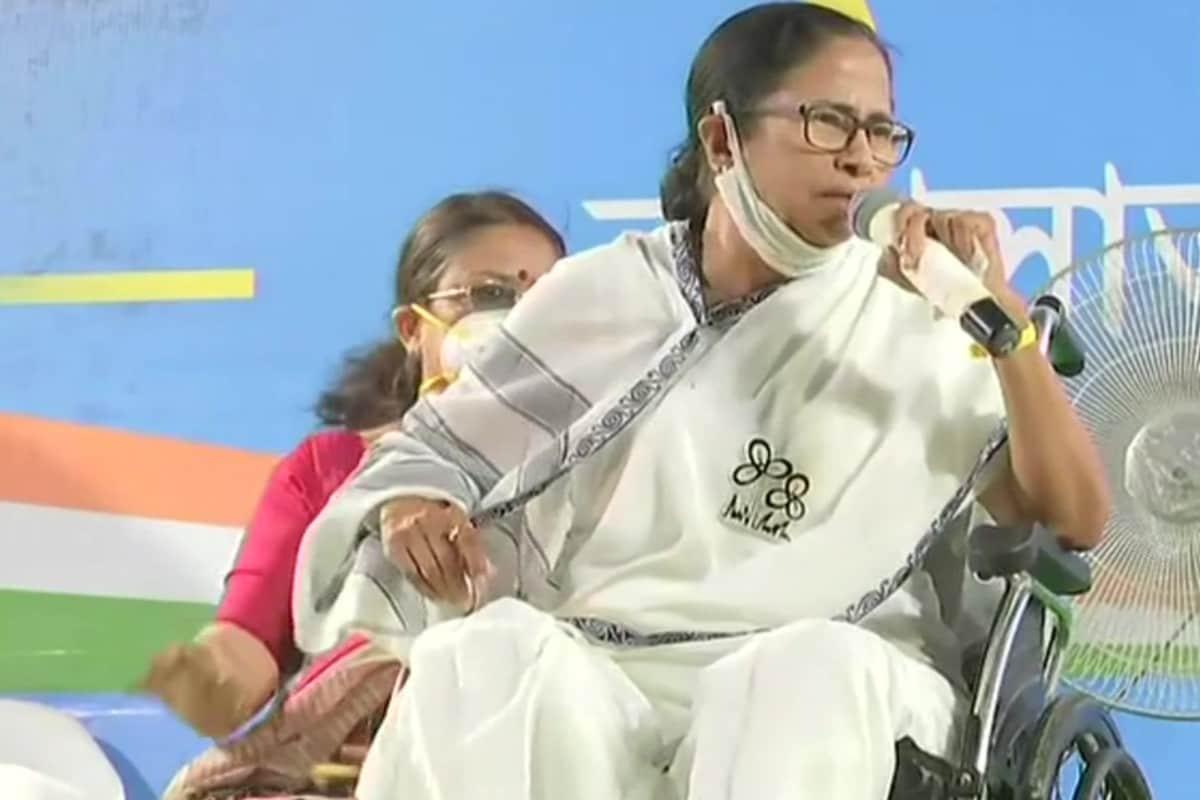 Mamata Says BJP Bringing Outsiders Led to Covid Surge in Bengal, Won't Win Even 70 Seats thumbnail