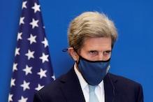 US Envoy John Kerry Starts Climate Talks in China